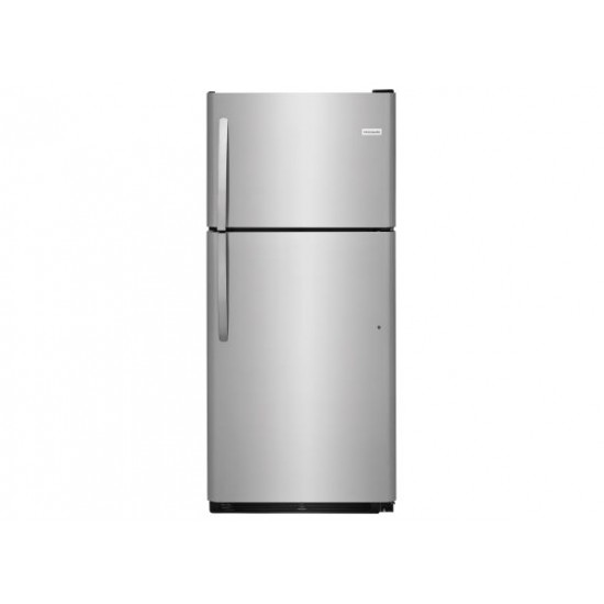 Frigidaire 20 Cubic refrigerator Stainless Steel
